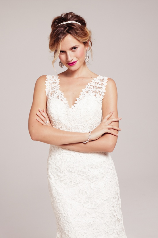 Two by Rosa Clara 'Dakota' gown at Nordstrom Wedding Suites