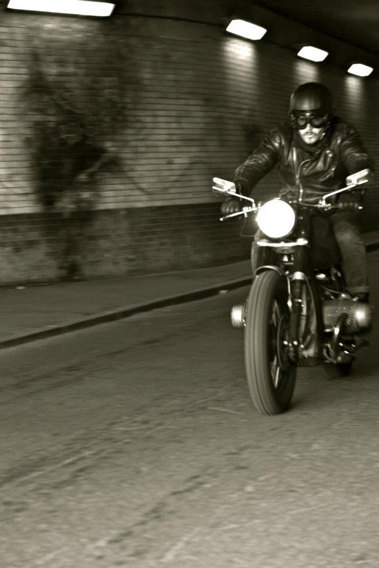 untitled motorcycles: New photos from Leap Films of our promo