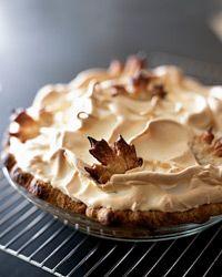 Pumpkin Meringue Puff Pie // More Fantastic Desserts: www.foodandwine.c... #foodandwine
