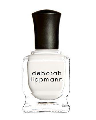WHITE!!! #nails #polish
