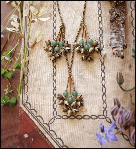 Nous Savons handmade jewelry