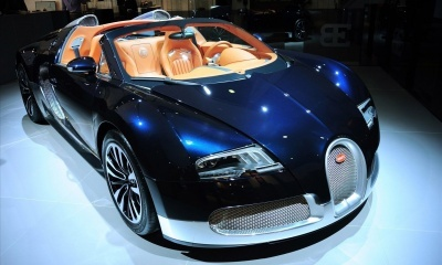 Bugatti Luxury Sports Car