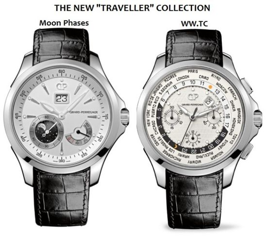 GP Traveller Collection
