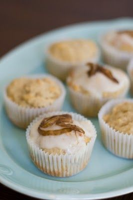 Savory Cupcakes - Fig, Goat Cheese, and Onion