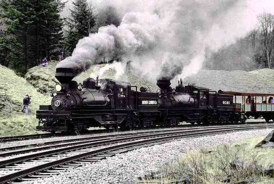 The Cass Railroad