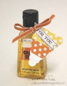 candy corn tag