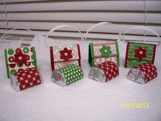 Christmas Nugget Purses