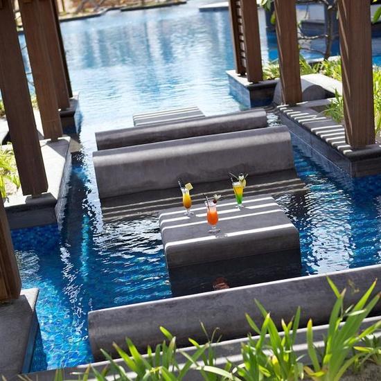 can not wait! Long Beach Mauritius Pool