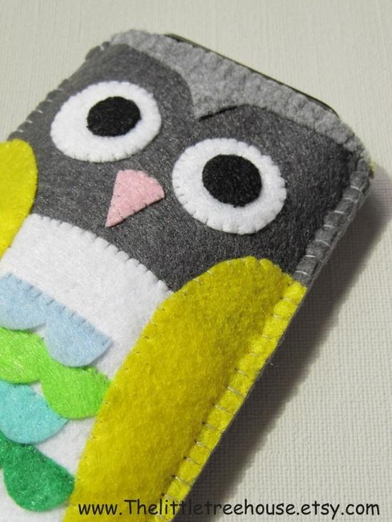 owl iphone case!