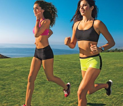 5 New Ways to Do #Cardio. Run/Walk Combo