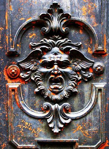 Angry Door Art, Milan, Italy