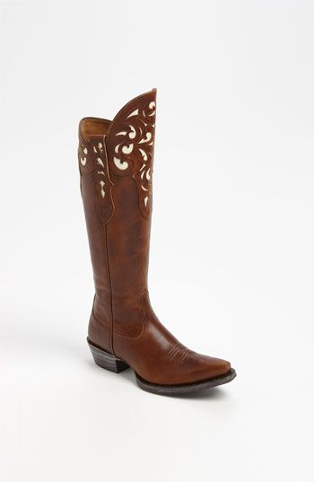 Ariat 'Hacienda' Boot available at #Nordstrom