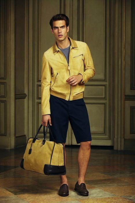 Jon Kortajarena for Loewe Spring/Summer Men's Collection 2013