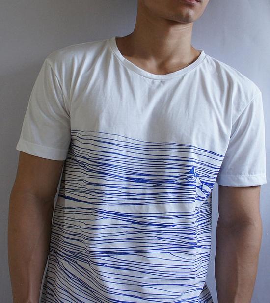 Another Long Silence T-shirt