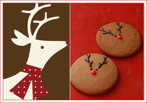 christmas cookie decorating idea