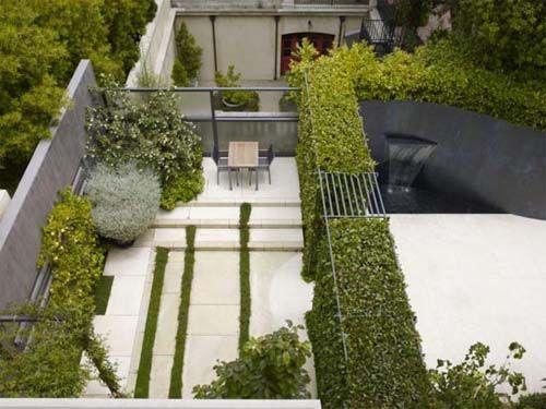 Green Landscape Design by Lutsko Associates