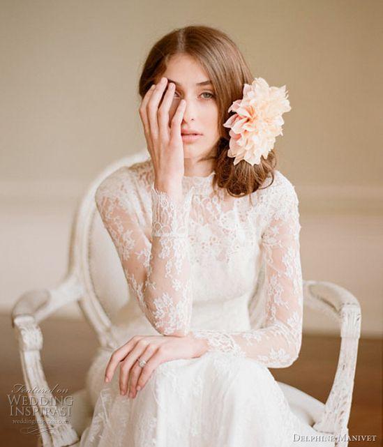delphine manivet wedding dress 2011