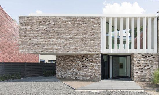 House K by GRAUX & BAEYENS Architecten - flodeau.com - 7