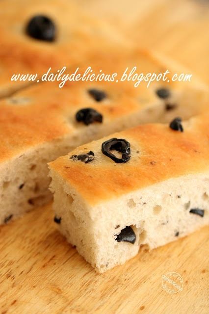 Olive Olive Bread