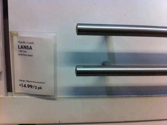 Ikea hardware #home #kitchen #design