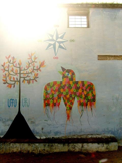 cordoba - graffiti