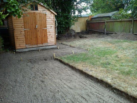 South London garden design