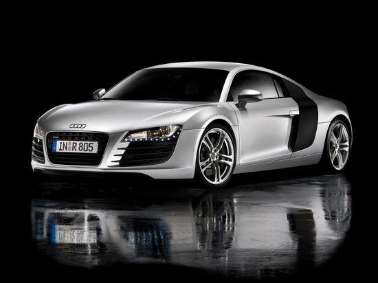 Fantasy Car.  Audi R8