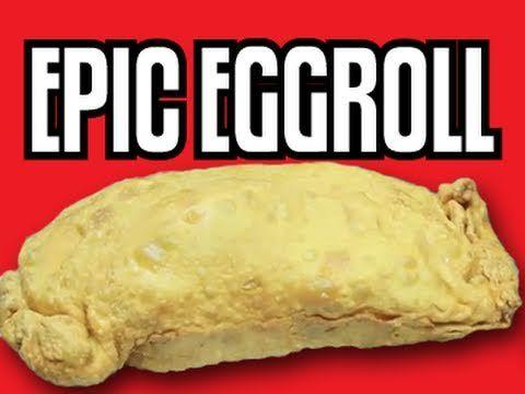 Epic Eggroll - Epic Meal Time