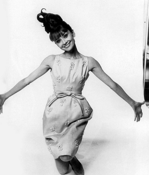 Cheerful #Audrey