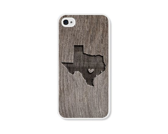 Customized State Map iPhone 4 Case or iPhone 5 Case  by fieldtrip, $18.00