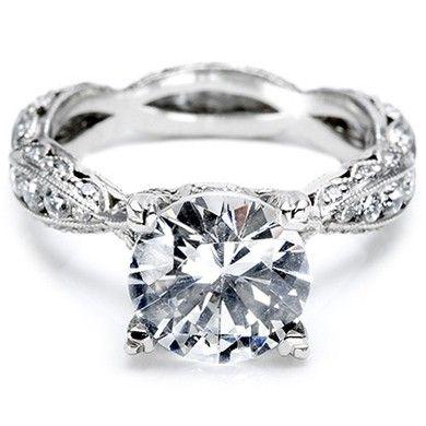 Tacori engagement rings... engagement rings sydney