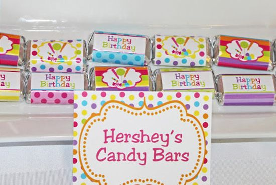 Candy Shoppe Party from Cupcake Express #parties #party #candy