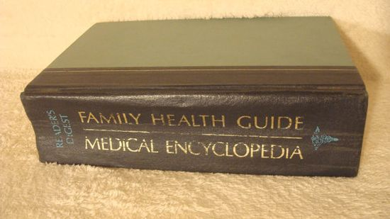 Family Health Guide  Medical Encyclopedia  by TheRecycledGreenRose, $9.99