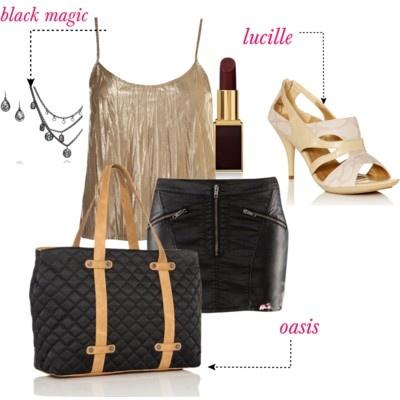 Oasis tote #handbags