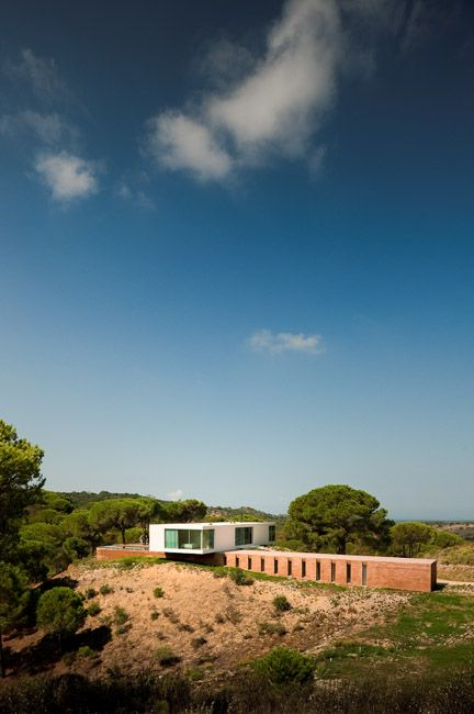 House in Melides, Portugal by Pedro Reis Architects