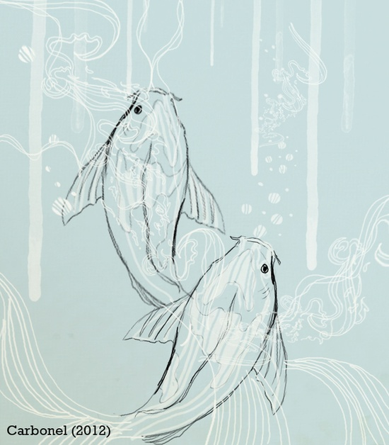#Fish #Illustration