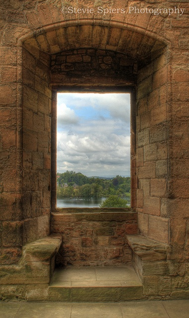 Window View by Stevie Spiers, via Flickr