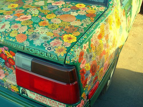 *I wish that I could do this to my car. ?