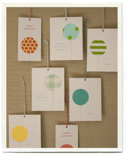 Great Simple Birthday Cards