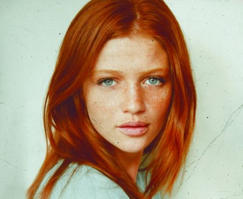 ginger/ perfect color