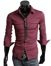 mens fashion 2013 - Google Search. Marroon has always been a sexy colour...