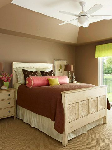 I want my bedroom this color...
