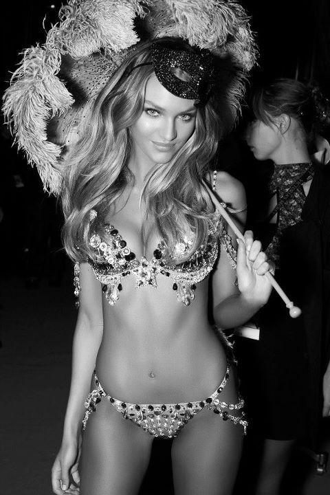 Candice .S - Victoria's secret model
