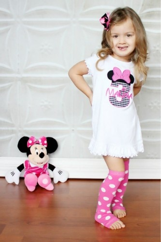 Minnie Mouse Party Dress