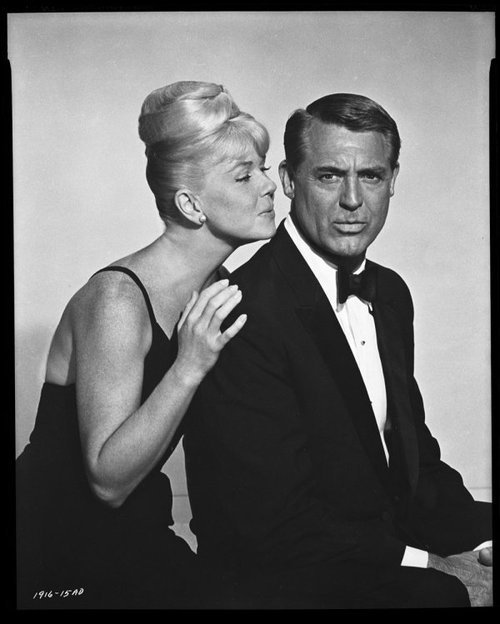 Doris Day and Cary G