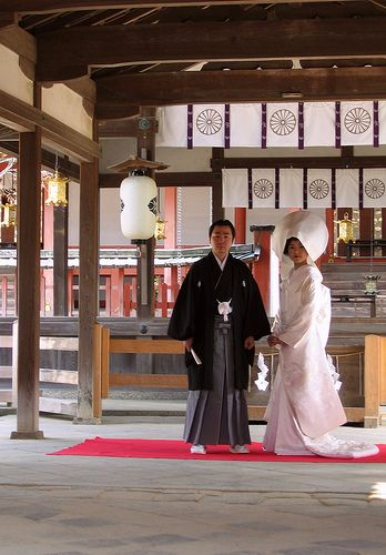 Tamukeyama Wedding