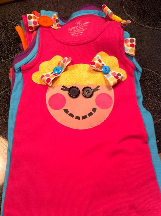 Oh Happy Day: Lalaloopsy Party@kassie smith