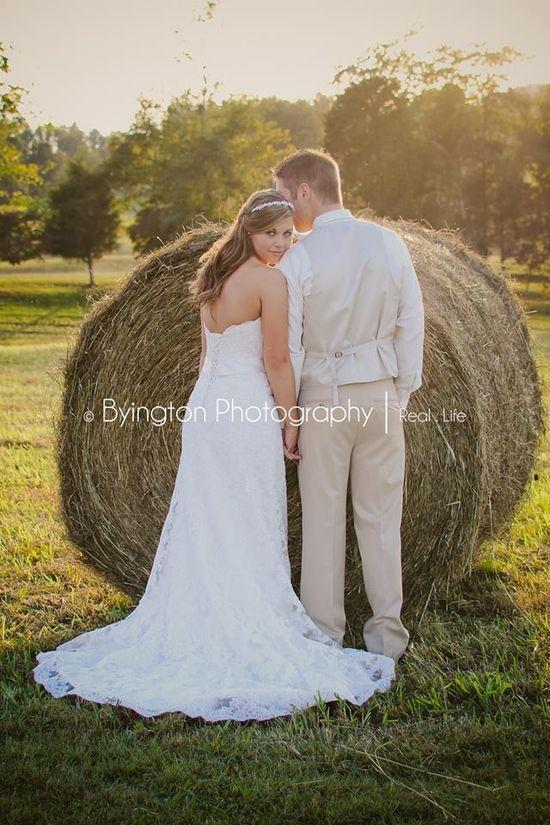 Wedding Photo {Byington Photography}
