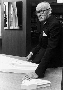 philip johnson, architect