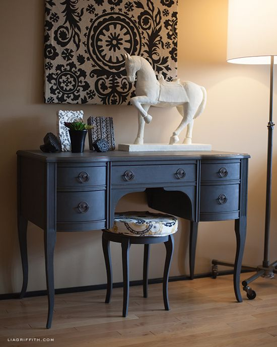 Gorgeous furniture finished with Chalk Paint® decorative paint by Annie Sloan